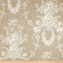 Country House Linen Toile