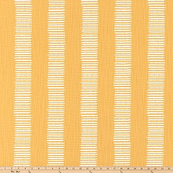 Dash Brazilian Yellow Slub Linen