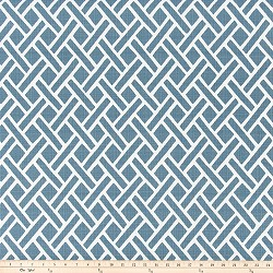 Eastwood Slate Blue Luxe Polyester
