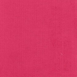 "23"" By 56"" Raspberry Pink Corduroy - FREE SHIPPING"
