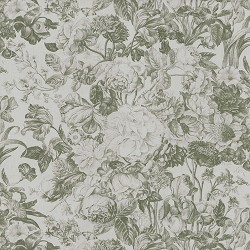 Forestry Toile Thyme