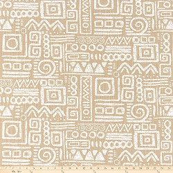 Glyphics Gobi Slub Canvas