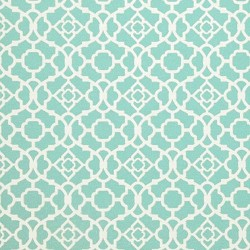 Lovely Lattice Aqua