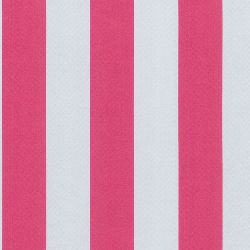 Canopy Stripe Hot Pink Outdoor