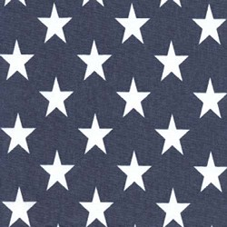 "29"" By 54"" Premier Prints Stars Blue - FREE SHIPPING"