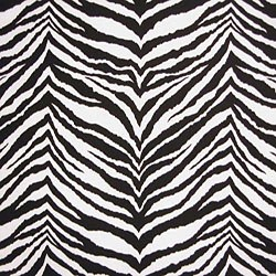 Tunisia Zebra Black